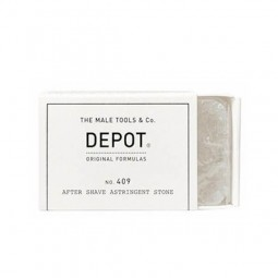 DEPOT - No.409 AFTER SHAVE ASTRINGENT STONE (90g)