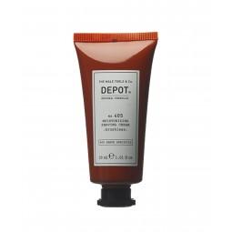 DEPOT - No.405 MOISTURIZING SHAVING CREAM brushless (30ml) Crema da barba idratante