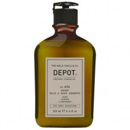 DEPOT - No. 606 SPORT HAIR & BODY SHAMPOO (250ml) Shampoo corpo e capelli