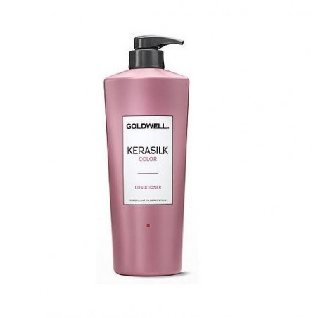 GOLDWELL - KERASILK COLOR - Conditioner soin revitalisant (1000ml) Balsamo