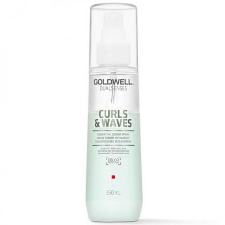 GOLDWELL - DUALSENSES - CURLS & WAVES - Hydrating Serum (150ml) Spray