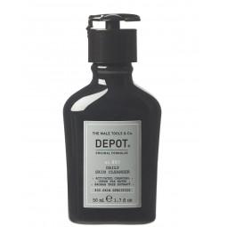 DEPOT - No. 801 DAILY SKIN CLEANSER (50ml) Gel detergente al carbone