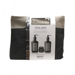 DEPOT - TOTAL BODY RITUAL KIT - THE SKIN CARE EXPERIENCE