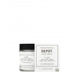 DEPOT - No. 401 PRE & POST SHAVE CREAM SKIN PROTECTOR (75ml) Crema post rasatura