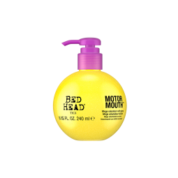 TIGI - BED HEAD - MOTOR MOUTH Mega Volumizer with Gloss (240ml) Crema volumizzante