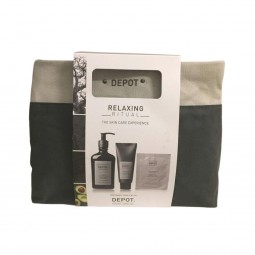 DEPOT - RELAXING RITUAL KIT - THE SKIN CARE EXPERIENCE