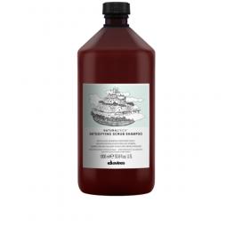 DAVINES - NATURALTECH DETOXIFYING Scrub Shampoo (1000ml) Shampoo rivitalizzante