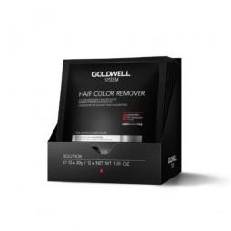 GOLDWELL SYSTEM - HAIR COLOR REMOVER (12x30g) Concentrato per la rimozione del colore