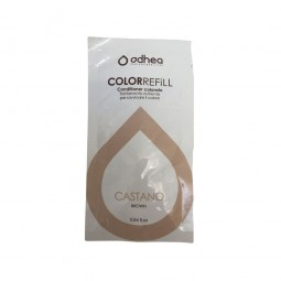 ODHEA - COLOR REFILL CASTANO (25ml) Conditioner colorato
