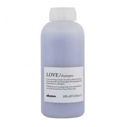 DAVINES - ESSENTIAL HAIR CARE - LOVE SMOOTH SHAMPOO (1000ml) Shampoo lisciante